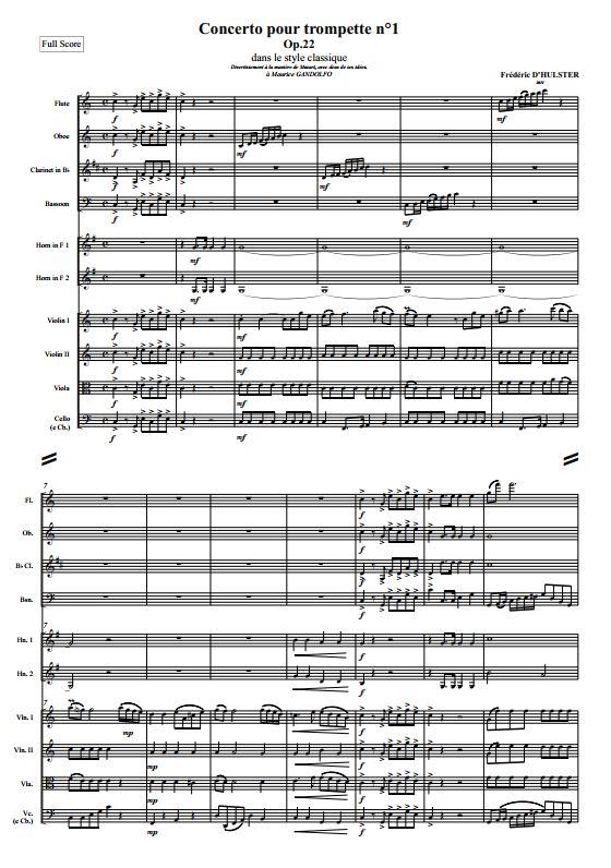 Concerto n°1